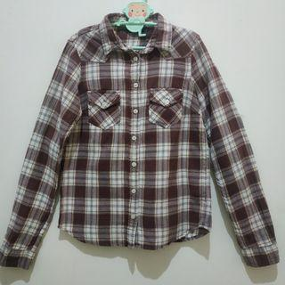 Topshop Flanel Shirt