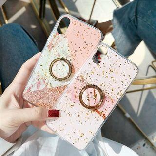 [Pre - Order ] Marple phon case and iring
