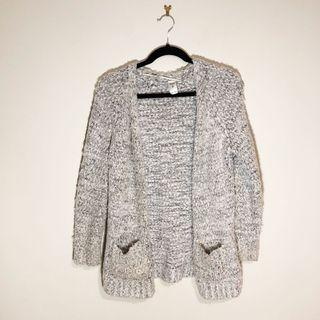 (S) Kmart Massive Fluffy Knitted Cardigan
