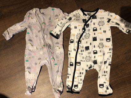 Baby Sleepsuit rompers