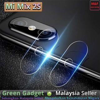 ⓶ⓢⓔⓣ Xiaomi Mi Mix 2S Camera Protector 2.5D Flexible Glass