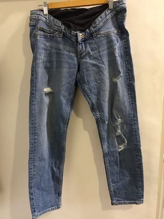 0f93c8ba584a3 maternity jeans   Women's Fashion   Carousell Philippines