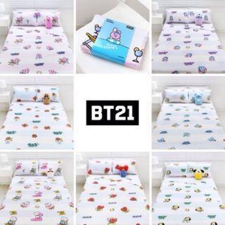 [Pre Order] BT21 Bedding