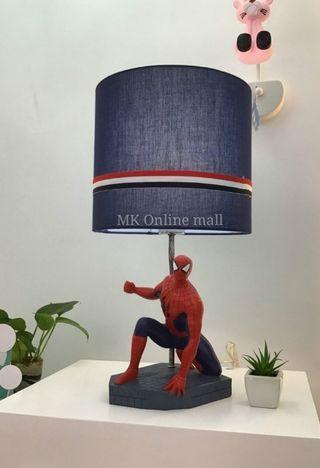 Creative Cartoon SPIDER MAN Table Lamp