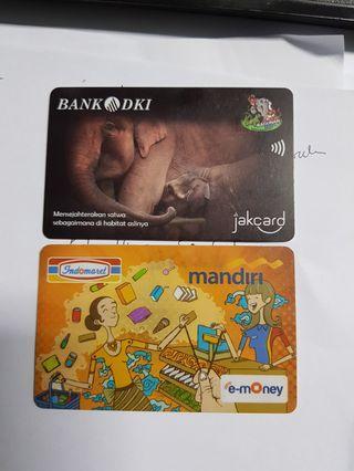 E-money dan jakcard