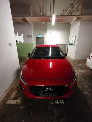 Hyundai i30 1.4 GLS 5-Dr DCT Turbo Auto