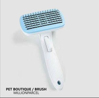 (INSTOCK) Pet Brushes & Combs / Dog Brush/ Cat Brush/ Pet Hair Hygiene & Grooming