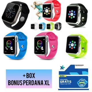 SMARTWATCH U10 Smart Watch A1 Jam Tangan HP Android Support SIMCARD -