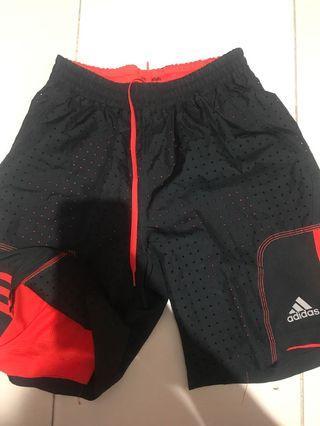 Celana Olahraga ADIDAS with Compression