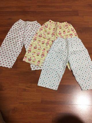 Nice comfy pajamas
