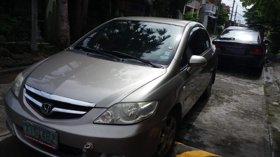 2006 Honda City I-VTEC 1.5e A/T