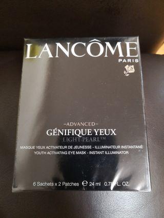 Lancome Advanced Genifique Light Pearl Eye Mask