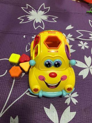 兒童玩具 音樂車
