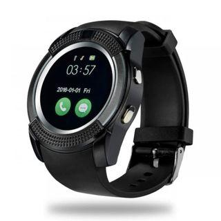 Smartwatch V8 With GSM and Pedometer function / Support Sim Card -
