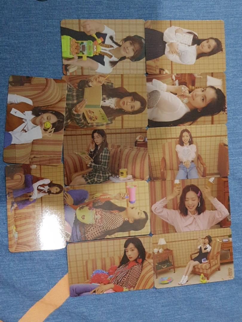 (Very Limited Edition)2019 Apink Fan Meeting Scratch Photocard Set