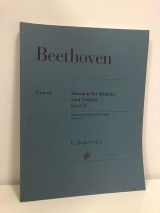 Beethoven: Sonatas for Piano and Violin (band 2)
