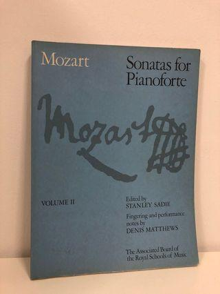 Mozart: Piano Sonatas Vol.2