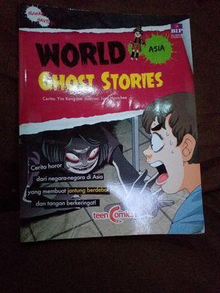 Buku komik teencomics BIP gramedia