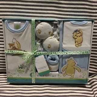 Disney baby 5 pieces gift set - Winnie the Pooh
