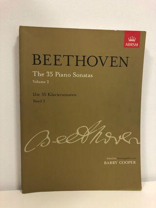 Beethoven: The 35 Piano Sonatas Vol.2 (band 2)