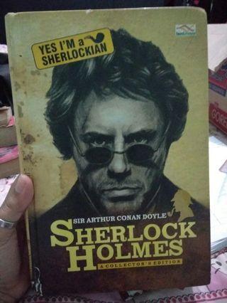 Novel Sherlock Holmes A Collector's Edition