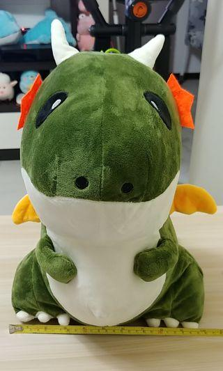 Dinosaur soft toy 孔龍毛公仔