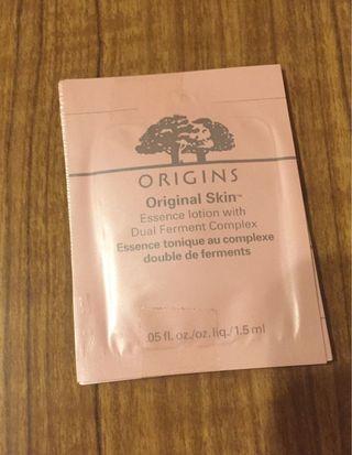 Expire soon 快到期 - origins original skin 精華爽膚水
