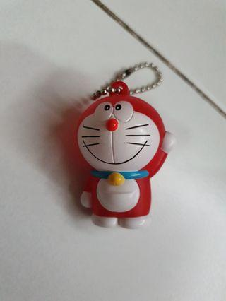 Red Doraemon (BATTERY DEAD -NOT WORKING)