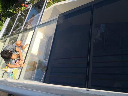 🚚 Solar window film