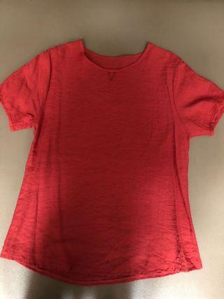 #maugopay blouse orange