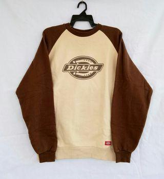 Brown & Cream Dickies big logo sweatshirt