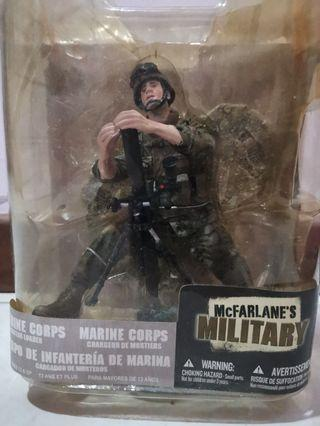 Mcfarlane military series 6