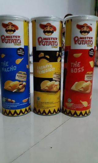 Mister Potato Chips