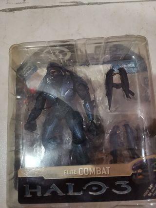 Halo 3 Elite combat