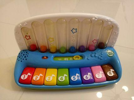 Leap frog piano
