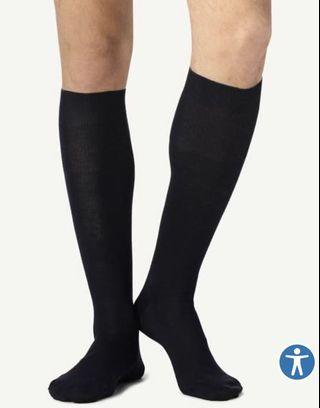 Intimissimi Long Supima Cotton Socks, Made in Italy