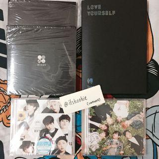 [CLEARANCE] BTS ALBUMS