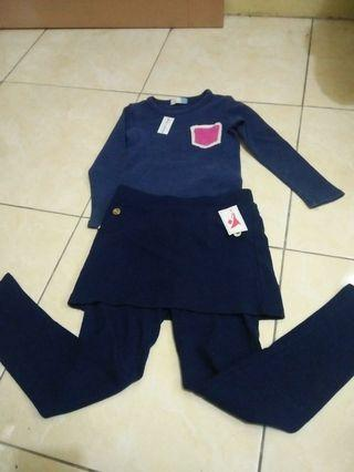 Set anak cuma 55rb