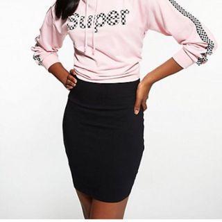 Bodycon pencil skirt (S)