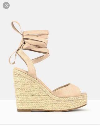 Betts Nude Wedges