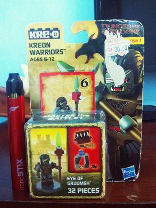 KRE-O Dungeons & Dragons Kreon Warriors 32 Pieces's Collection 1