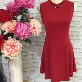 **S size hot chili one piece dress!