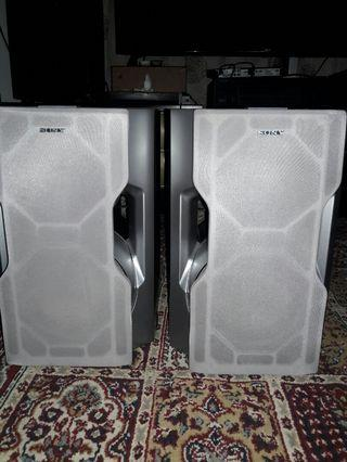 Big Sony Speakers 14""
