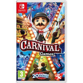 🚚 READY STOCK! Carnival Games Nintendo Switch