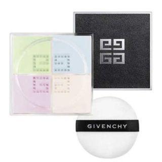 Givenchy - 輕盈無痕明星四色控油定妝修飾膚色散粉