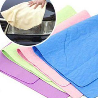 [NEW] Magic Towel Cloth Absorber Synthetic Chamois Leather Goods Car Washing Hair Dry