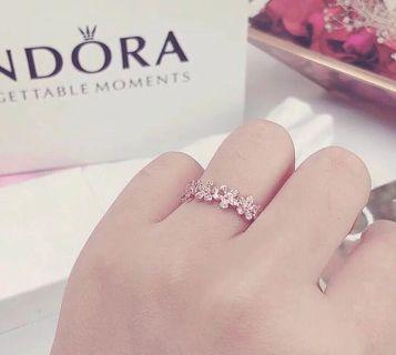 [原價$800]Pandora戒指