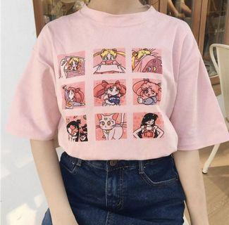 Brand new sailor moon t shirt size small