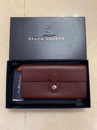 Ralph Lauren女裝銀包,全新未用過