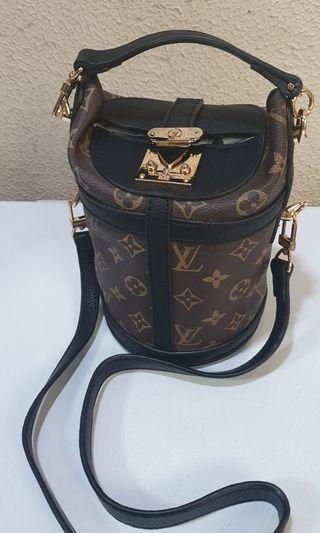 LV Runway Duffle Petite Bag